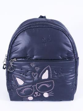 Фото товара: рюкзак 2123 черный. Вид 1.
