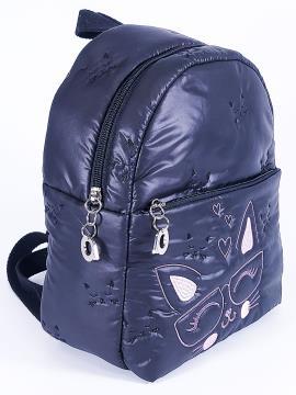 Фото товара: рюкзак 2123 чорний. Вид 2.