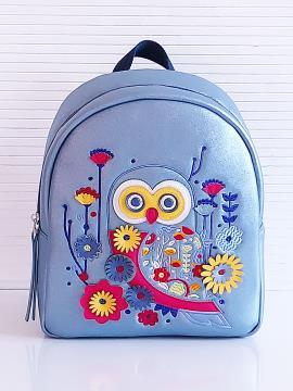 Фото товара: рюкзак KH0143 блакитний. Вид 1.