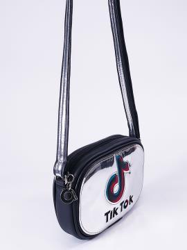 Фото товара: сумка через плечо 2115 черный. Вид 2.