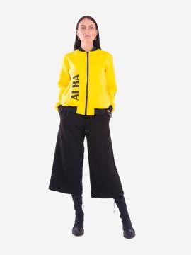Фото товара: жіночий костюм з кюлотами L (202-001-01). Вид 1.