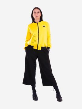 Фото товара: жіночий костюм з кюлотами L (202-002-01). Вид 1.