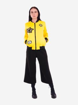 Фото товара: жіночий костюм з кюлотами L (202-003-01). Вид 1.