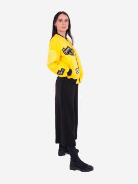 Фото товара: жіночий костюм з кюлотами L (202-003-01). Вид 2.