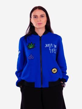 Фото товара: жіночий костюм з кюлотами L (202-006-01). Вид 2.