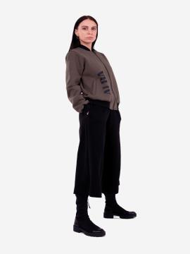 Фото товара: жіночий костюм з кюлотами L (202-007-01). Вид 1.