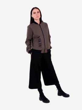 Фото товара: жіночий костюм з кюлотами L (202-007-01). Вид 2.