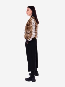 Фото товара: жіночий костюм з кюлотами L (202-010-01). Вид 2.
