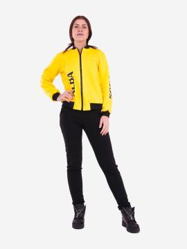 Фото товара: жіночий костюм з брюками L (202-001-02). Вид 1.