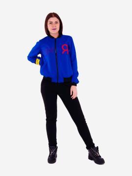 Фото товара: жіночий костюм з брюками L (202-005-02). Вид 1.