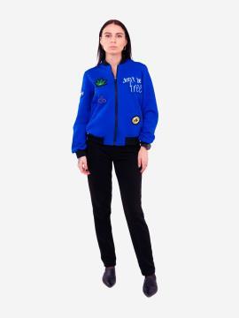 Фото товара: жіночий костюм з брюками L (202-006-02). Вид 1.