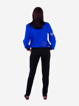 Фото товара: жіночий костюм з брюками L (202-006-02). Вид 2.
