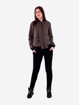 Фото товара: жіночий костюм з брюками L (202-007-02). Вид 1.