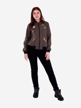 Фото товара: жіночий костюм з брюками L (202-008-02). Вид 1.