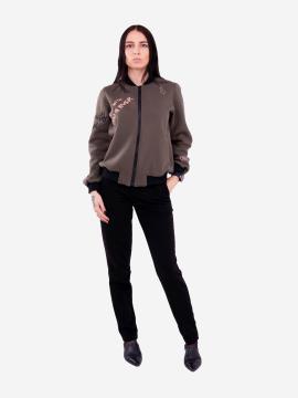 Фото товара: жіночий костюм з брюками L (202-009-02). Вид 1.