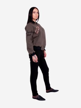 Фото товара: жіночий костюм з брюками L (202-009-02). Вид 2.
