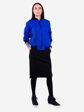 Фото товара: жіночий костюм з юбкою L (202-004-03). Вид 1.