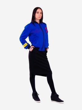 Фото товара: жіночий костюм з юбкою L (202-005-03). Вид 2.