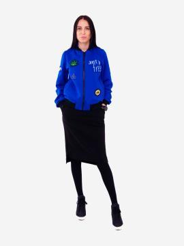 Фото товара: жіночий костюм з юбкою L (202-006-03). Вид 1.