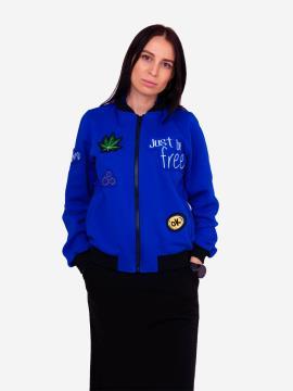 Фото товара: жіночий костюм з юбкою L (202-006-03). Вид 2.