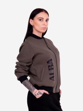 Фото товара: жіночий костюм з юбкою L (202-007-03). Вид 2.