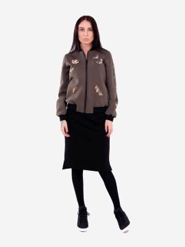 Фото товара: жіночий костюм з юбкою L (202-008-03). Вид 1.