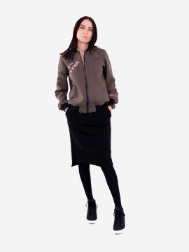 Фото товара: жіночий костюм з юбкою L (202-009-03). Вид 1.