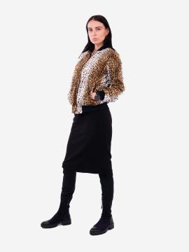 Фото товара: жіночий костюм з юбкою L (202-010-03). Вид 1.