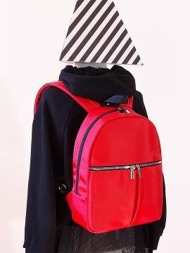 Фото товара: рюкзак MAN-004-1 червоний. Вид 2.