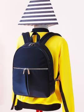 Фото товара: рюкзак MAN-004-2 черный. Вид 3.
