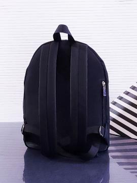 Фото товара: рюкзак MAN-004-2 черный. Вид 4.