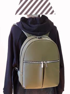 Фото товара: рюкзак MAN-004-4 хакі. Вид 1.