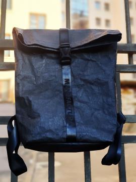 Фото товара: рюкзак TV-008-1 чорний. Вид 2.