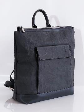 Фото товара: рюкзак TV-010-1 чорний. Вид 2.
