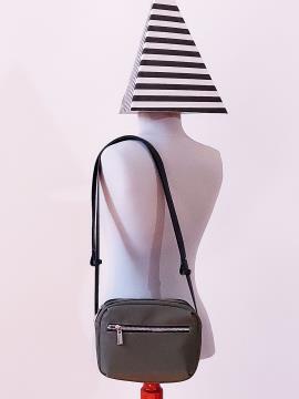 Фото товара: сумка через плечо MAN-006-5 хаки. Вид 1.