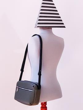 Фото товара: сумка через плечо MAN-006-5 хаки. Фото - 2.