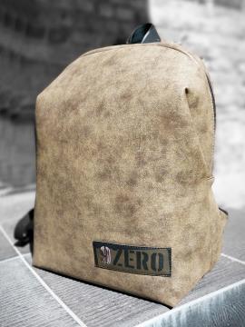 Фото товара: рюкзак MAN-001-4 хакі-нікель. Вид 1.