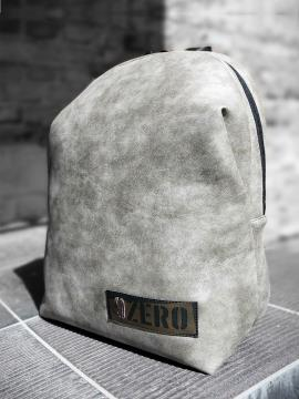 Фото товара: рюкзак MAN-001-5 никель. Вид 1.