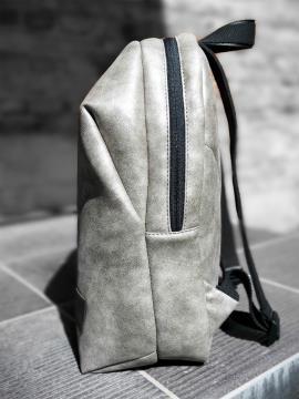 Фото товара: рюкзак MAN-001-5 никель. Вид 2.