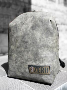 Фото товара: рюкзак MAN-001-6 темно-сірий-нікель. Вид 1.
