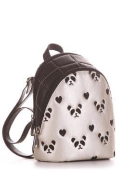 Міні-рюкзак 192924  чорний