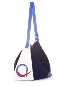 Фото товара: сумка 200002 синій. Вид 1.