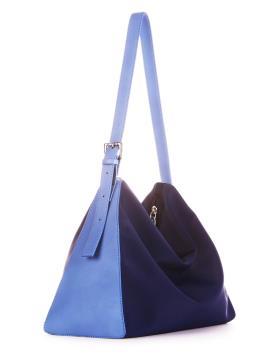 Фото товара: сумка 200002 синій. Вид 2.