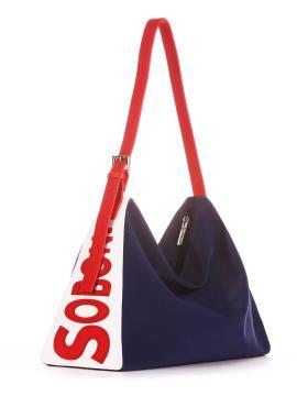 Фото товара: сумка 200003 синий. Вид 2.
