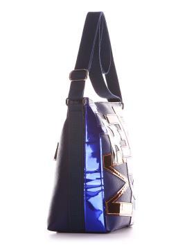 Фото товара: сумка 200022 синій. Вид 2.