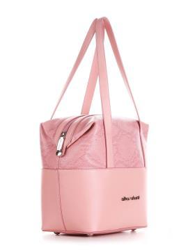 Фото товара: сумка 200051 пудрово-рожевий. Вид 2.