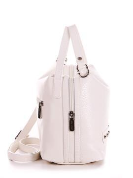 Фото товара: сумка 200101 белый. Вид 2.