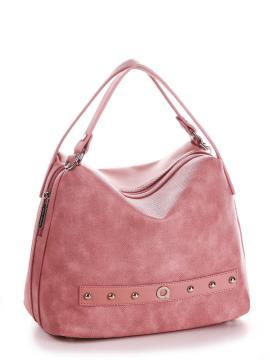 Фото товара: сумка 200104 пудрово-рожевий. Вид 1.