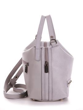 Фото товара: сумка 200108 світло-сірий. Вид 2.