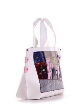 Фото товара: сумка 200111 белый. Вид 2.
